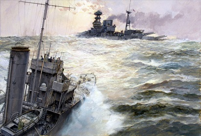 DREADNOUGHTS & 20TH c. WARSHIPS